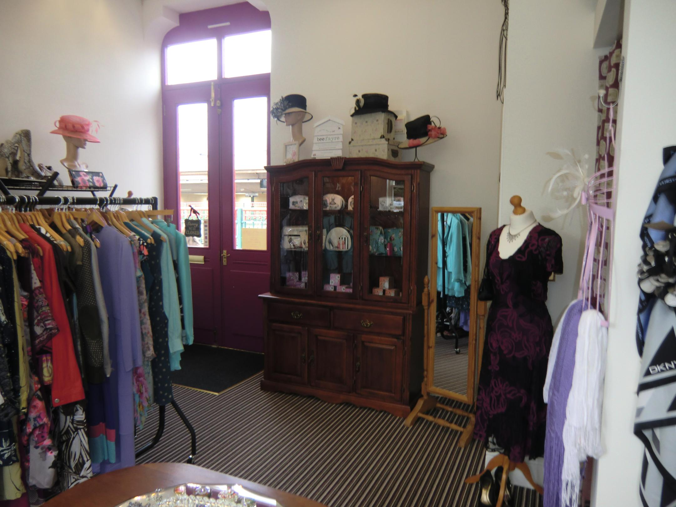 The dress agency - Based Within The Historic Station Building At Carnforth Railway Station We Carry A Wide Selection Of Wonderful Designer Garments To Suit All Tastes And All